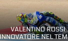 Come restare per anni un BRAND al top? Lo spiega Valentino Rossi. Innovando con umiltà.