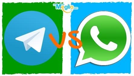 Telegram o Whatsapp per gruppi di lavoro