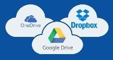 Dropbox e Drive: contenitori di file sempre accessibili