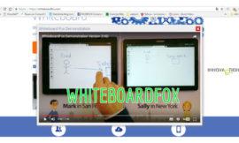 Whiteboardfox una lavagna virtuale per presentare scrivendo