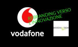 Nuova immagine per Vodafone: rebranding verso l'innovazione