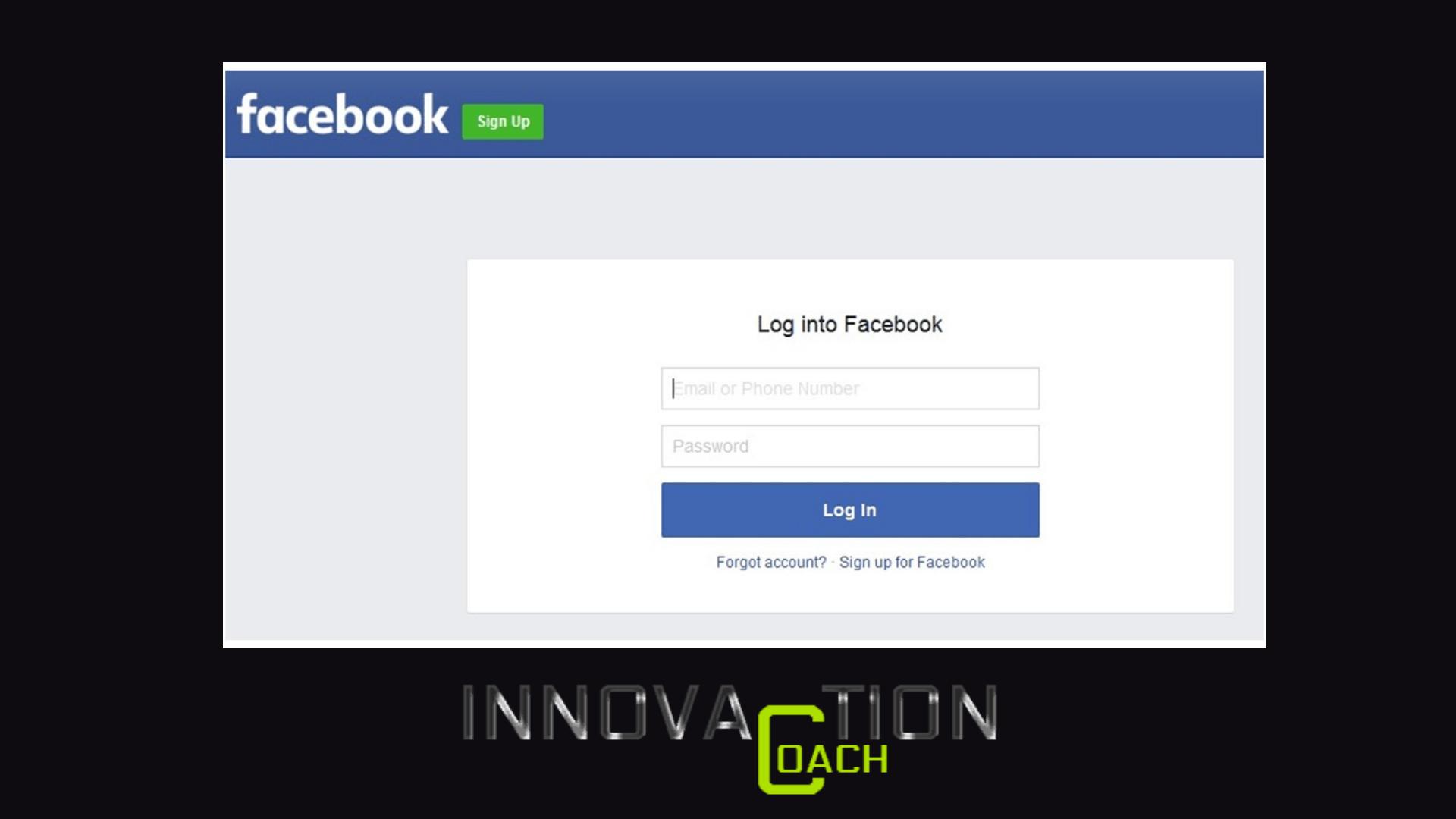 Non accedo più a Facebook: cosa è successo ai miei dati?